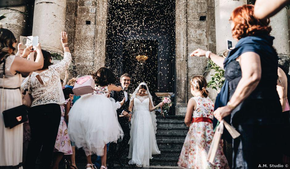 Il matrimonio di Giusy e Giuseppe a Acireale, Catania