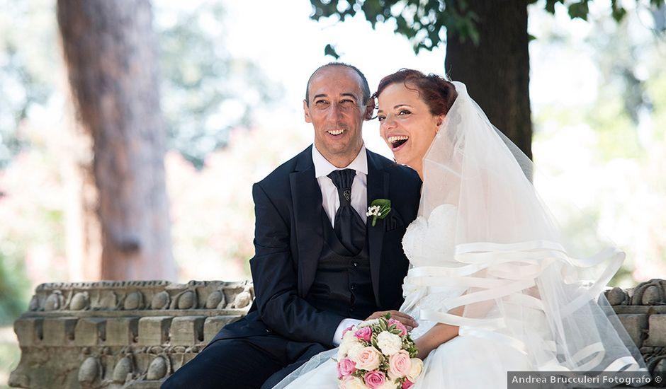 Il matrimonio di Gabriele e Veronica a Roma, Roma
