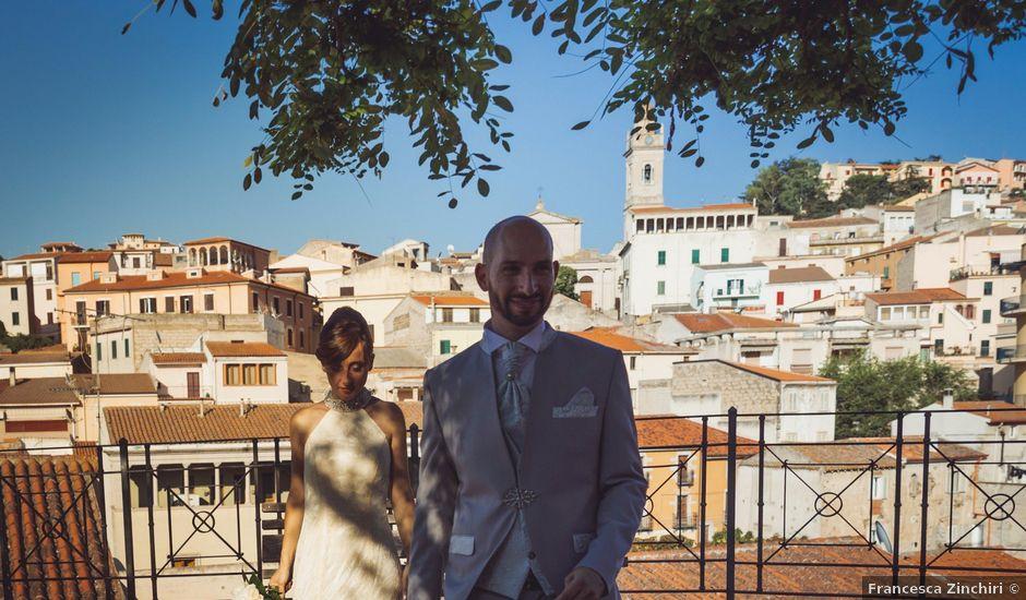 Il matrimonio di Paolo e Lucia a Ozieri, Sassari