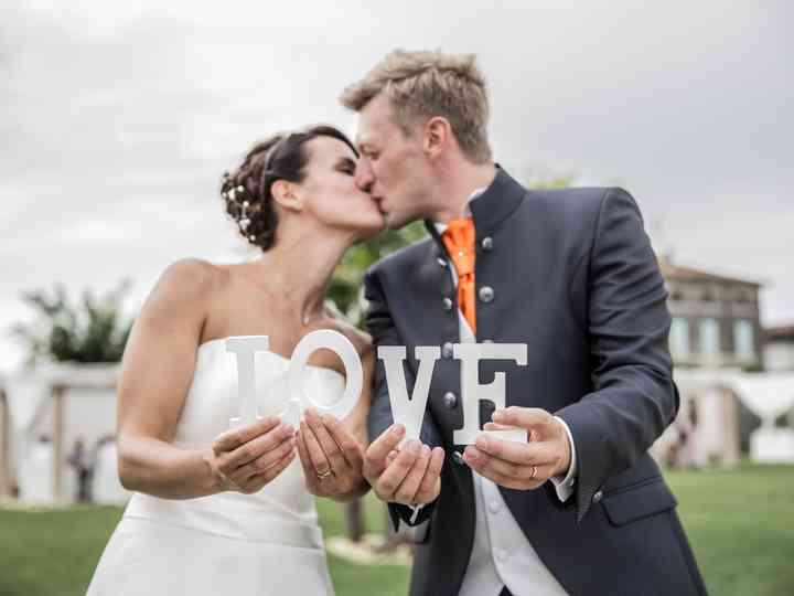 le nozze di Elisa e Alessandro
