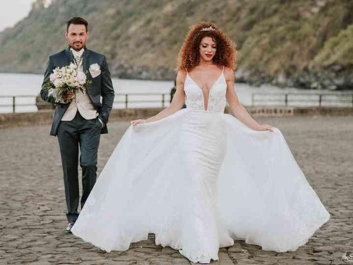 Le nozze di Federica e Gianni