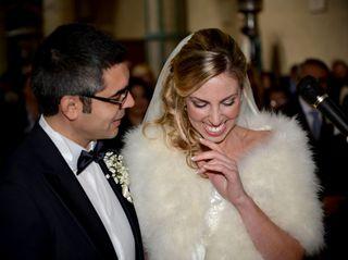 Le nozze di Antonella e Eustachio