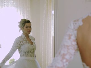 Le nozze di Melania e Alberto 3