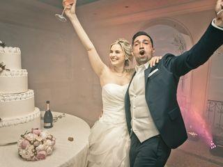 Le nozze di Simona e Michel