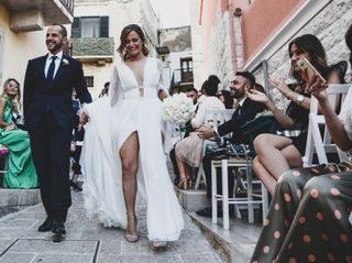 Le nozze di Grazia e Felice