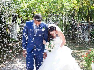 Le nozze di Mara e Jorge