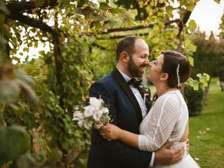 Le nozze di Federica e Alberto
