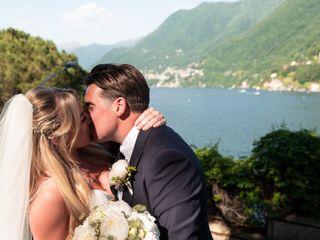 Le nozze di Chelsea e Tom