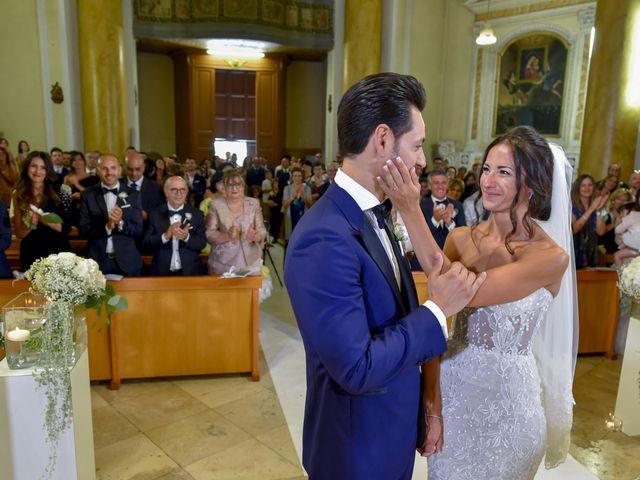 le nozze di Antonio e Doriana