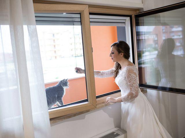 Il matrimonio di Marco e Maria a Priverno, Latina 10