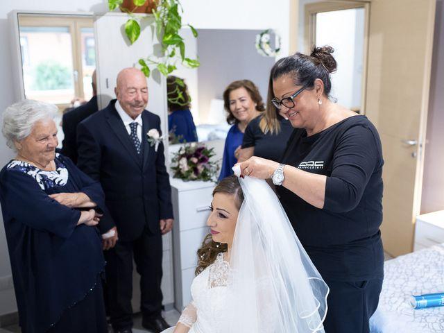 Il matrimonio di Marco e Maria a Priverno, Latina 14