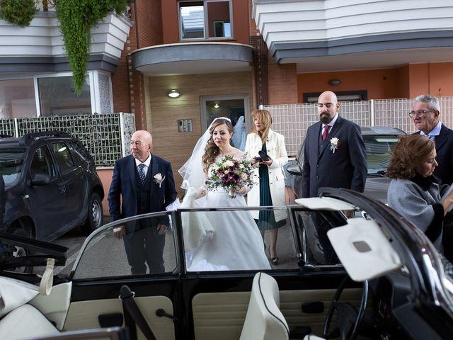 Il matrimonio di Marco e Maria a Priverno, Latina 17