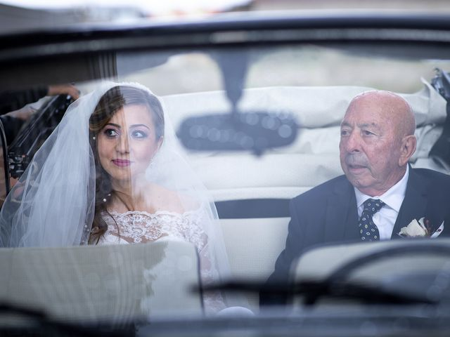 Il matrimonio di Marco e Maria a Priverno, Latina 18