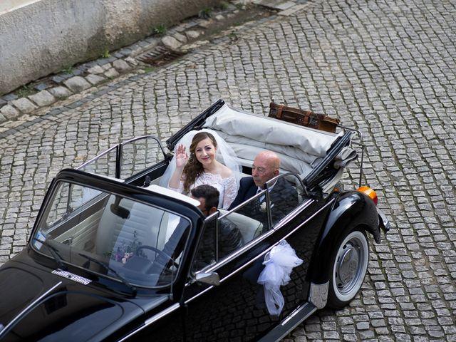 Il matrimonio di Marco e Maria a Priverno, Latina 20