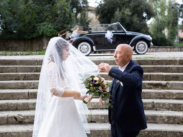 Il matrimonio di Marco e Maria a Priverno, Latina 21