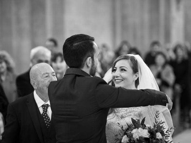 Il matrimonio di Marco e Maria a Priverno, Latina 25