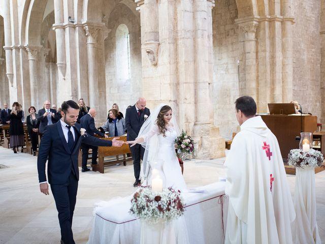 Il matrimonio di Marco e Maria a Priverno, Latina 26