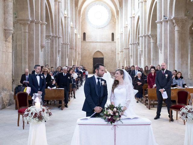 Il matrimonio di Marco e Maria a Priverno, Latina 29