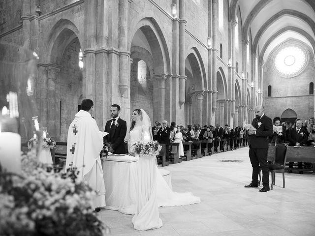 Il matrimonio di Marco e Maria a Priverno, Latina 31