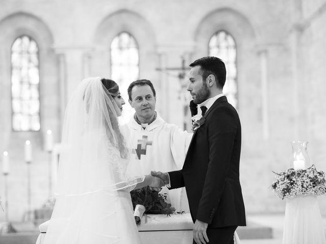 Il matrimonio di Marco e Maria a Priverno, Latina 32