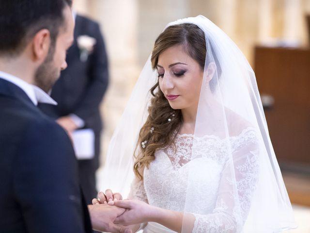 Il matrimonio di Marco e Maria a Priverno, Latina 35