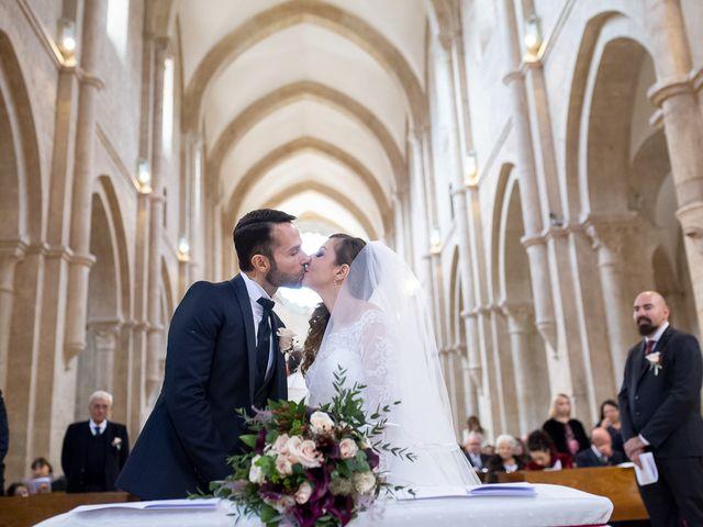 Il matrimonio di Marco e Maria a Priverno, Latina 36