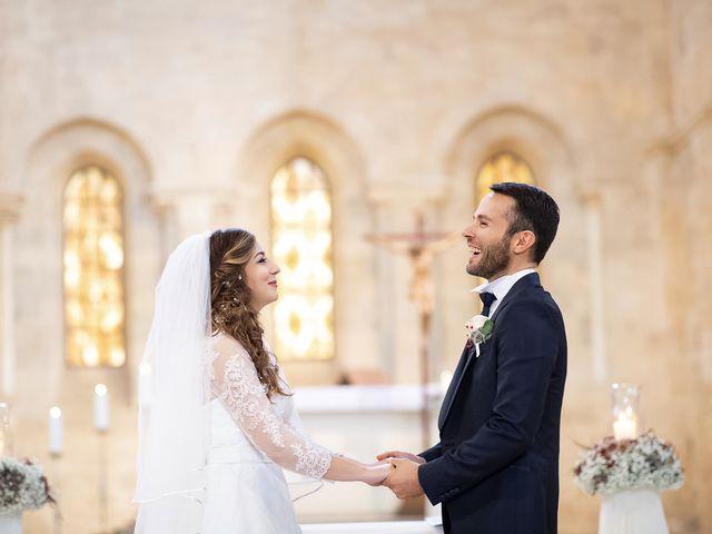 Il matrimonio di Marco e Maria a Priverno, Latina 37
