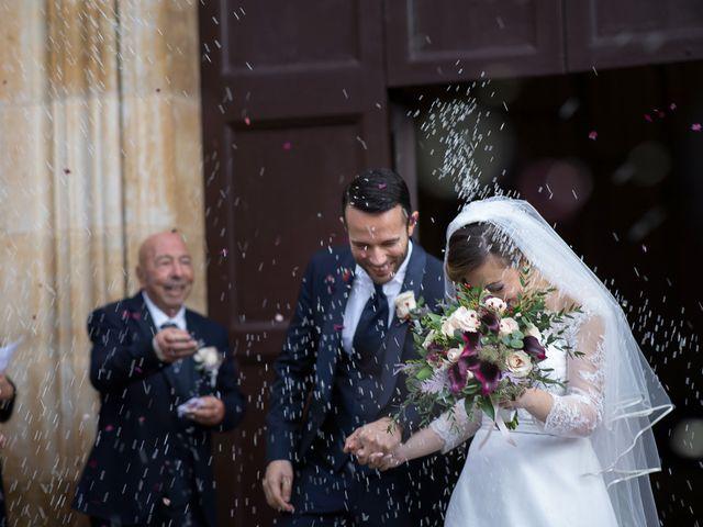 Il matrimonio di Marco e Maria a Priverno, Latina 42