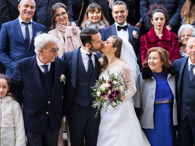 Il matrimonio di Marco e Maria a Priverno, Latina 44