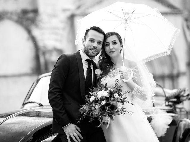 Il matrimonio di Marco e Maria a Priverno, Latina 46