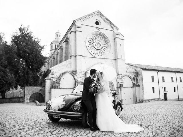 Il matrimonio di Marco e Maria a Priverno, Latina 47