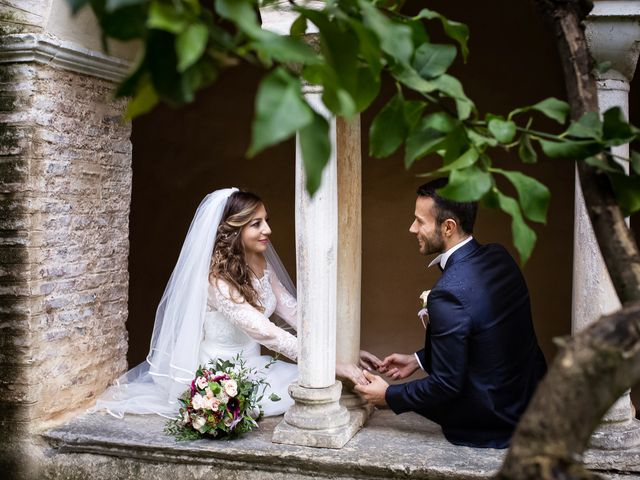 Il matrimonio di Marco e Maria a Priverno, Latina 48