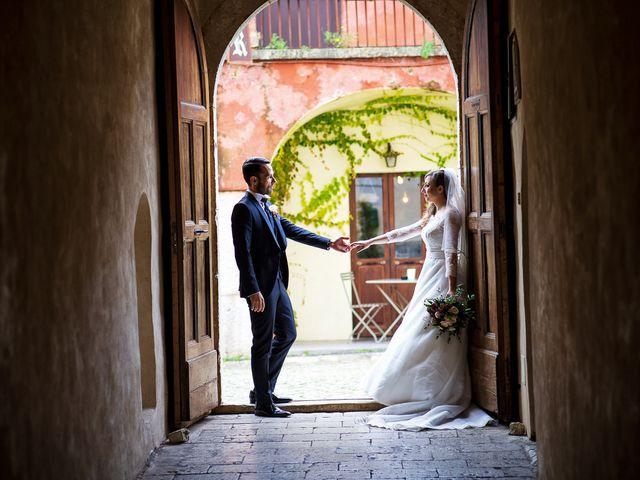 Il matrimonio di Marco e Maria a Priverno, Latina 51