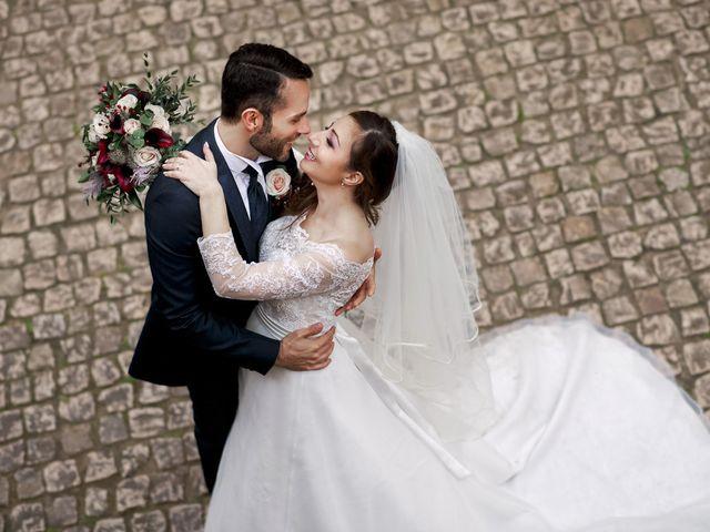 Il matrimonio di Marco e Maria a Priverno, Latina 52