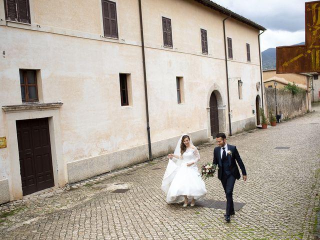 Il matrimonio di Marco e Maria a Priverno, Latina 54