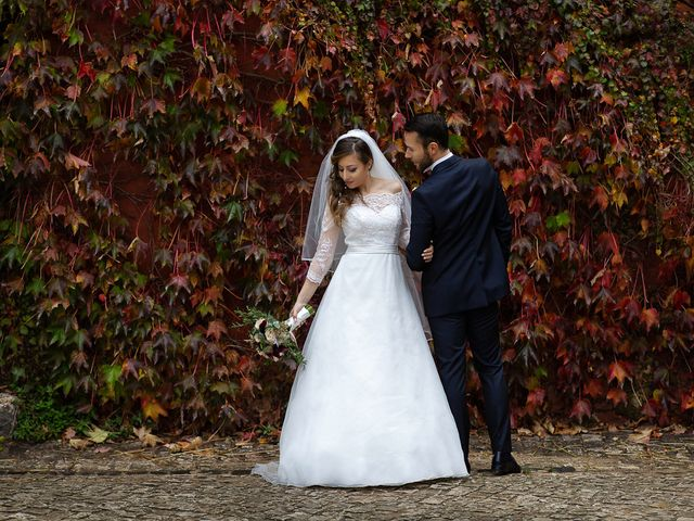 Il matrimonio di Marco e Maria a Priverno, Latina 55