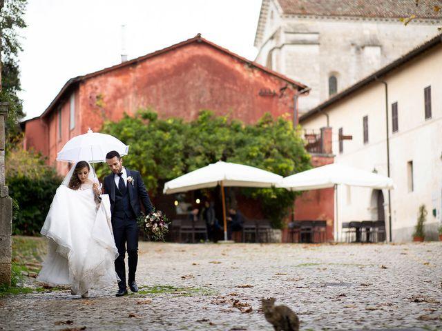 Il matrimonio di Marco e Maria a Priverno, Latina 56