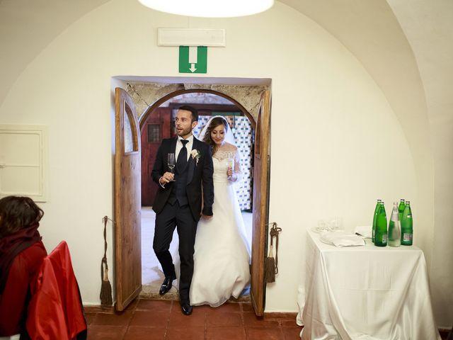 Il matrimonio di Marco e Maria a Priverno, Latina 58