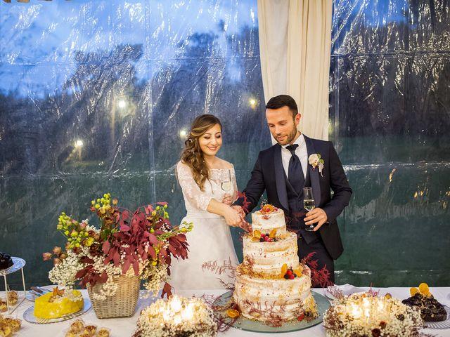 Il matrimonio di Marco e Maria a Priverno, Latina 60