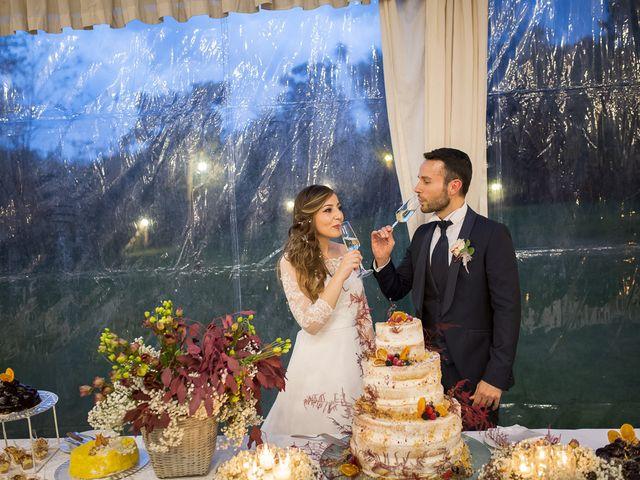 Il matrimonio di Marco e Maria a Priverno, Latina 61
