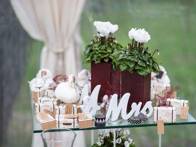Il matrimonio di Marco e Maria a Priverno, Latina 70