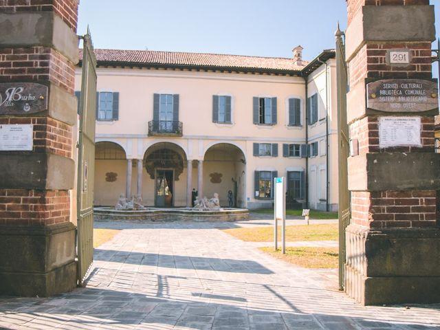 Il matrimonio di Matteo e Dalal a Rho, Milano 3