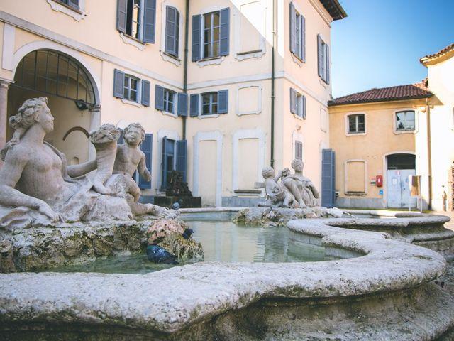Il matrimonio di Matteo e Dalal a Rho, Milano 4