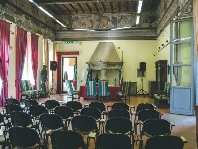 Il matrimonio di Matteo e Dalal a Rho, Milano 5