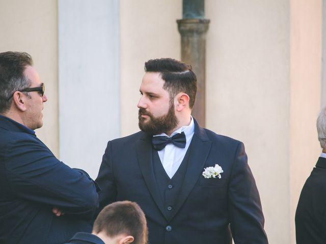 Il matrimonio di Matteo e Dalal a Rho, Milano 7