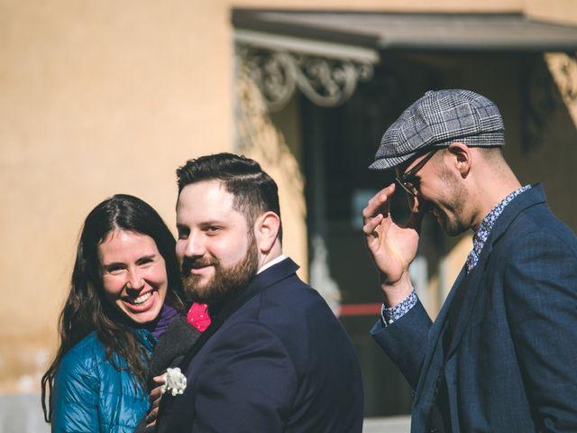 Il matrimonio di Matteo e Dalal a Rho, Milano 10