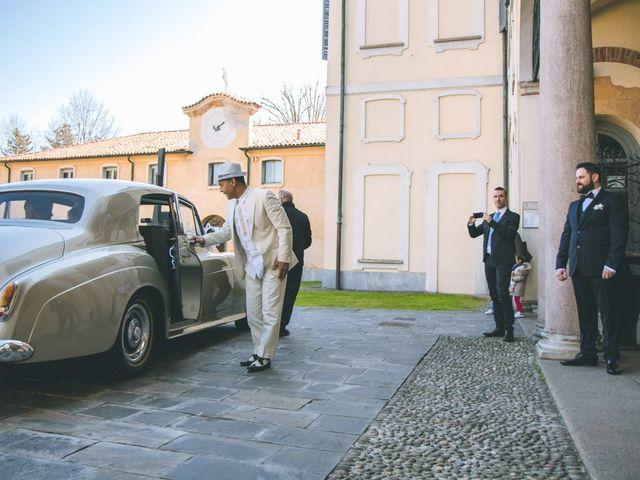 Il matrimonio di Matteo e Dalal a Rho, Milano 14