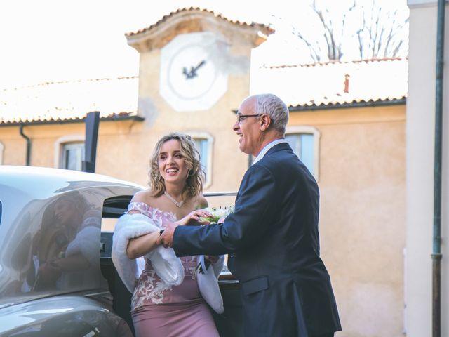 Il matrimonio di Matteo e Dalal a Rho, Milano 15