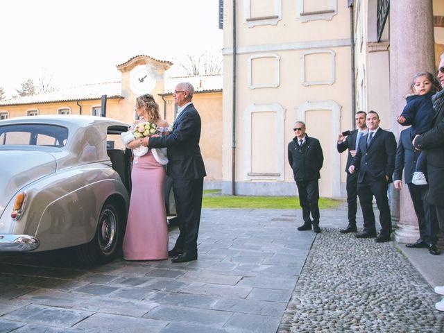 Il matrimonio di Matteo e Dalal a Rho, Milano 16