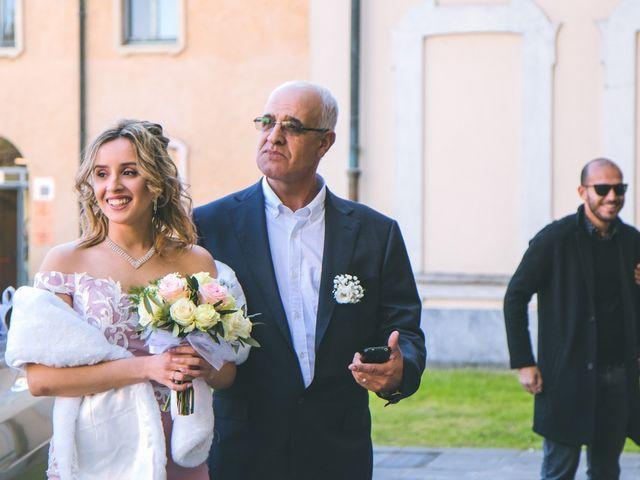 Il matrimonio di Matteo e Dalal a Rho, Milano 17